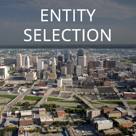 ENTITY-SELECTION